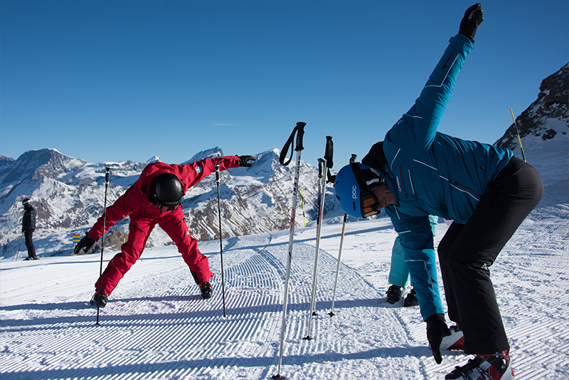 Personal Fitness Training Ski Lessons
